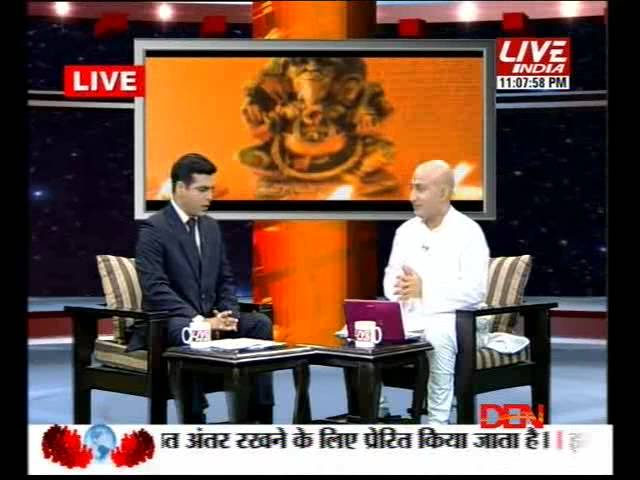 Kal Aaj Aur Kal – Astrologer Acharya Naveen Mishra – 12th July 2011 Part 1